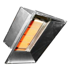 Psde radiant plaque heater   powrmatic