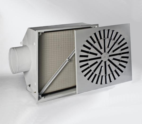 EU1 Filter for Fan Plenum Box