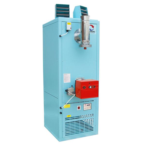 Heater Supplied in Split Form