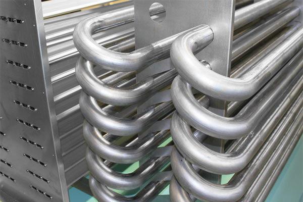 316 S/S heat exchanger - NVxEA