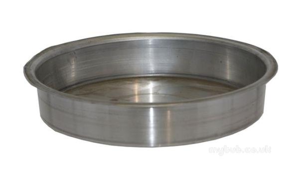 "System 1 Single wall flue Tee Cap 350mm / 14"""