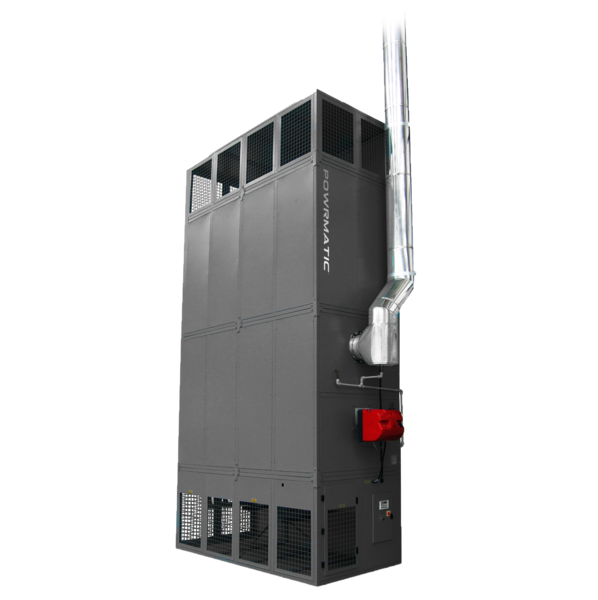 Product powrmaster tex air rotation heater
